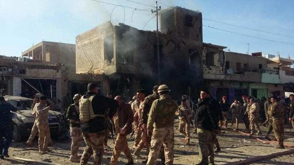 مقتل شخصين وإصابة 25 آخرين جراء انفجار سيارة مفخخة بالعراق