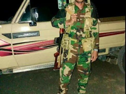 """الشهيد منصور الشبواني.. بطل في الجيش لم تثنه إصاباته المتعددة عن """"منازلة"""" المليشيا وحصد حشودها الأخيرة"""