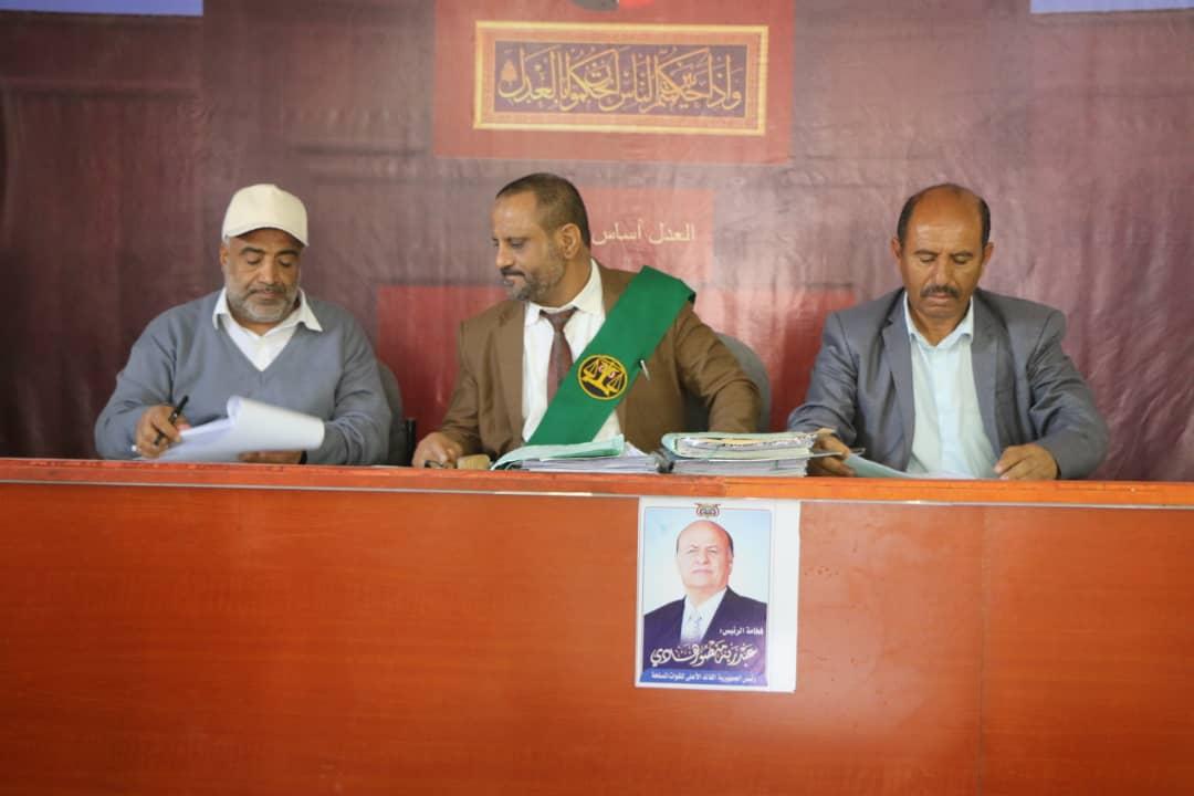 المحكمة العسكرية تعقد جلسة علنية لمحاكمة قيادة الانقلاب
