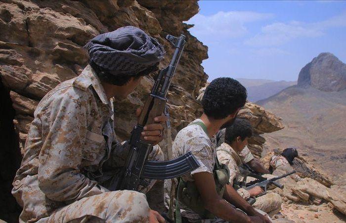 الجيش الوطني يواصل تقدمه غربي تعز ويلتحم مع القوات المشتركة